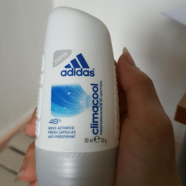low cost 4b180 7617f BN Adidas Climacool 48h Fresh Capsules Anti-Perspirant For Women