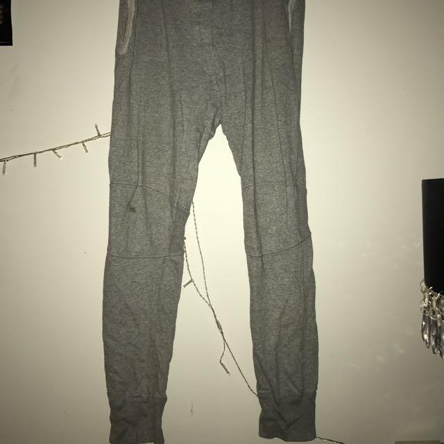 Bonds Grey Tracksuit Pants