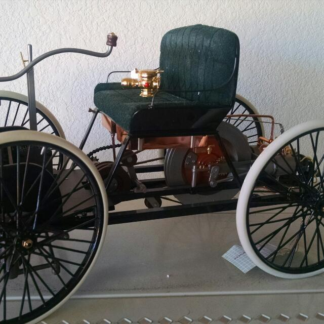 BRAND NEW FRANKLIN MINT 1896 FORD QUADRICYCLE