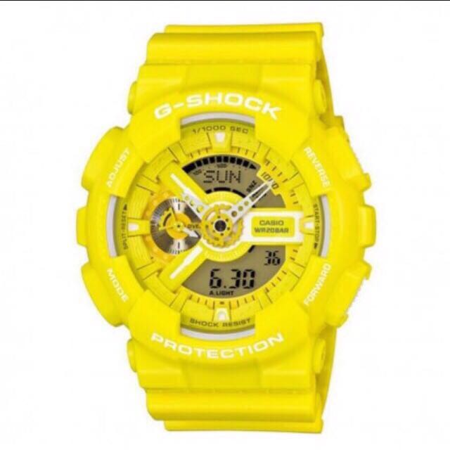 7f98c011ed5 CRAZY SALE - FIXED PRICE - LIMITED STOCKS - NEW Casio G-Shock GA-110 ...
