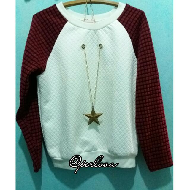 Delight Red And White (Kode 40)