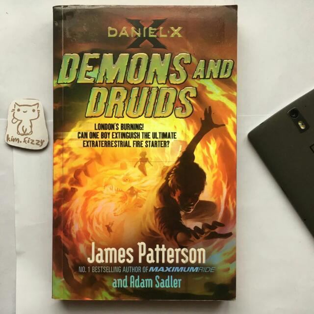 Demons And Druids By James Patterson