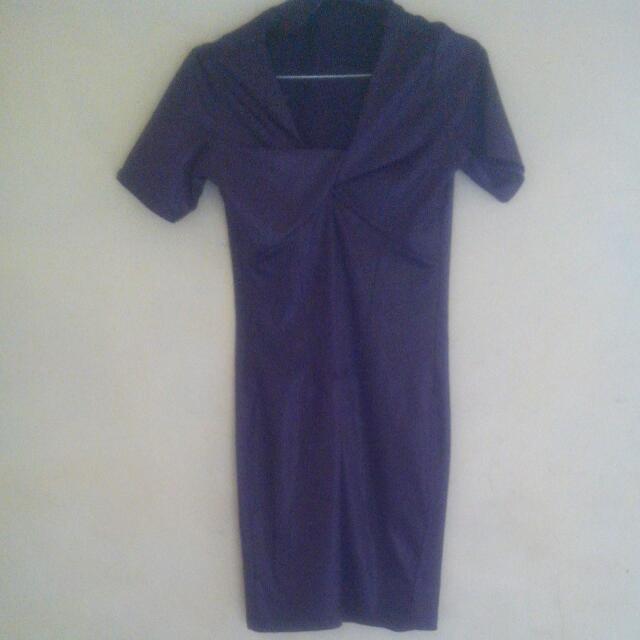 Dress Mini Purple