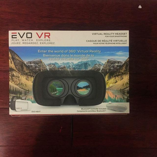 EVO Virtual Reality Headset