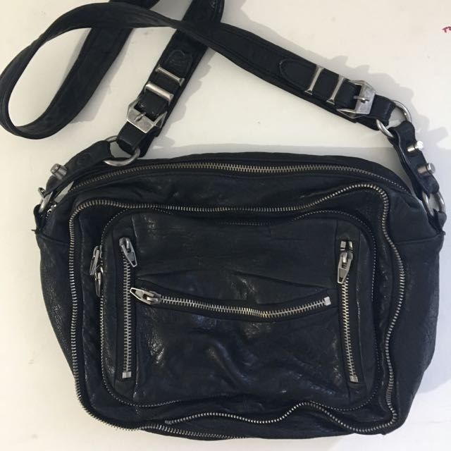 Fame Agenda - Real Leather Bag