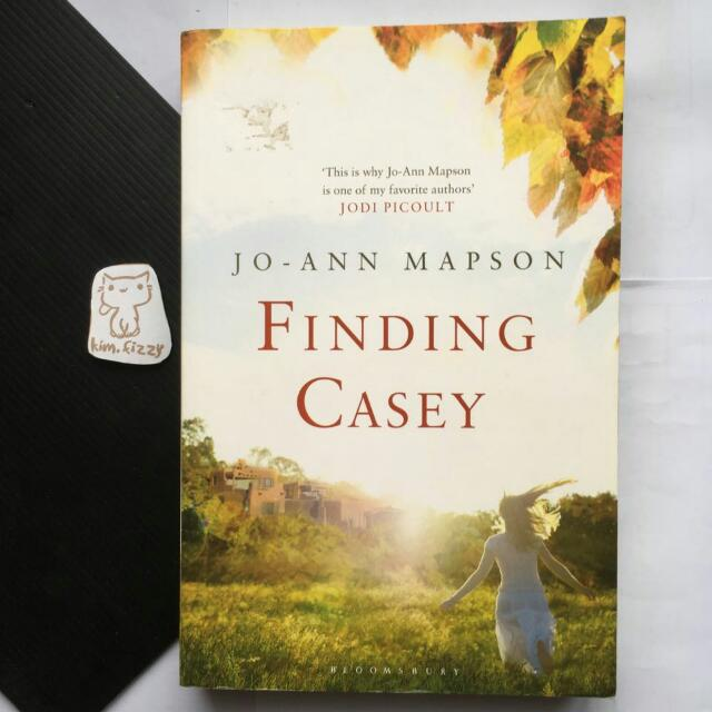 Finding Casey By Jo-An Mapson