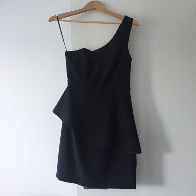 Forever New One Shoulder Dress