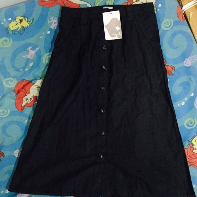 Freeway Maong Skirt