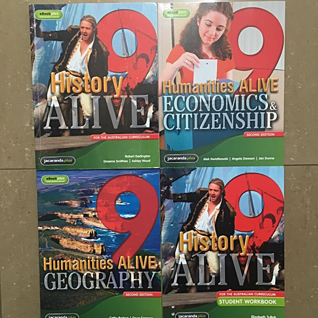 History Alive 9 - Australian Curriculum