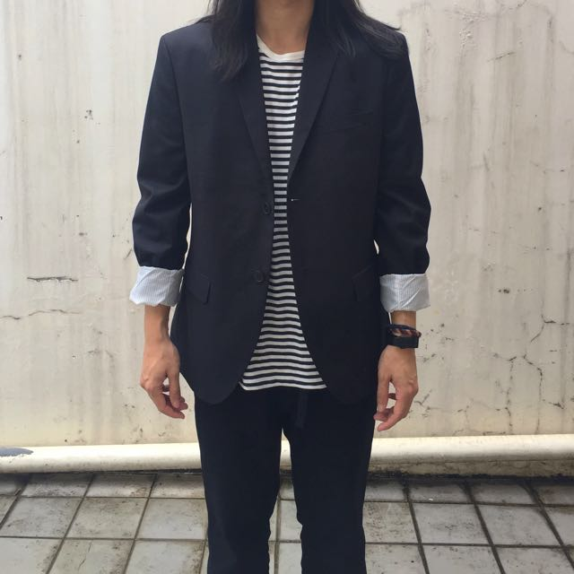 H&M men regular fit jacket