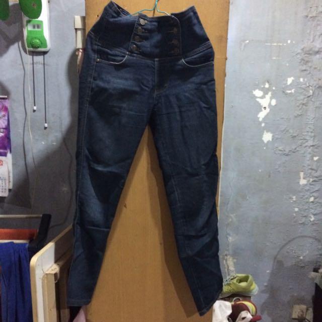 HW Jeans Navy