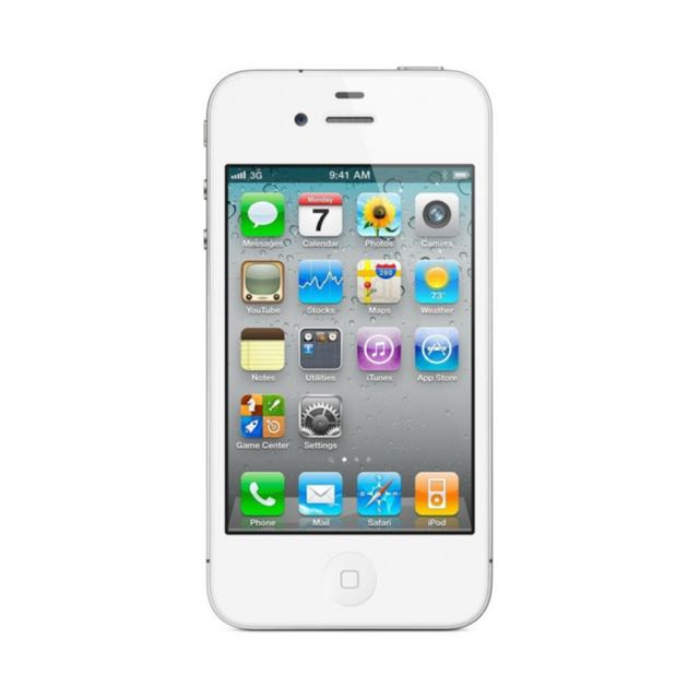 Iphone 4s New 16 Gb