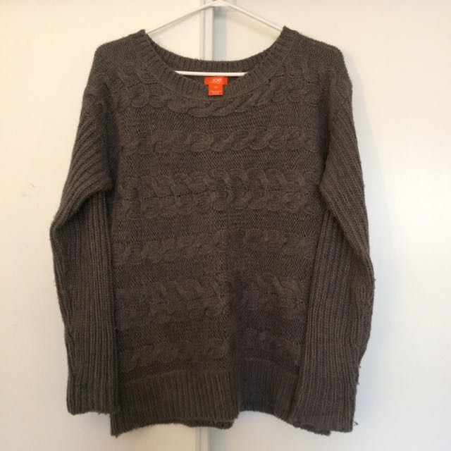Joe fresh Knit Sweater Medium