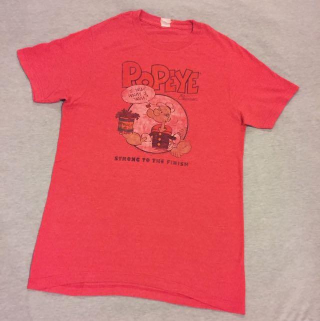JUNK FOOD Popeye T-Shirt