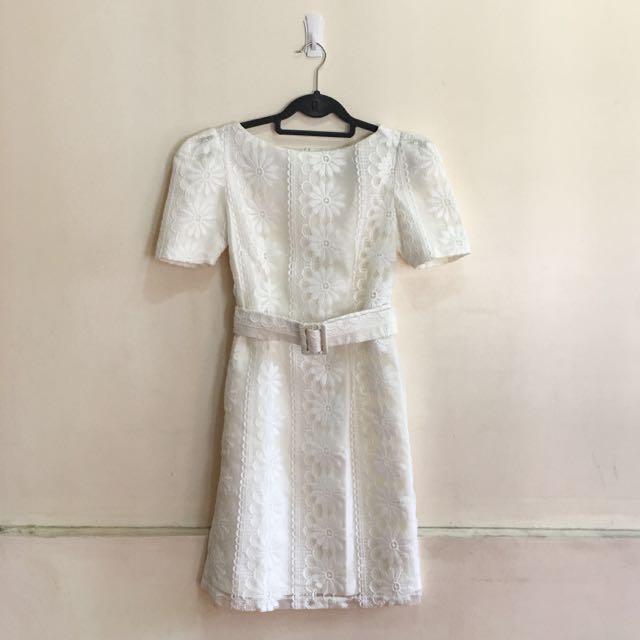 Karimadon Embroidered Dress