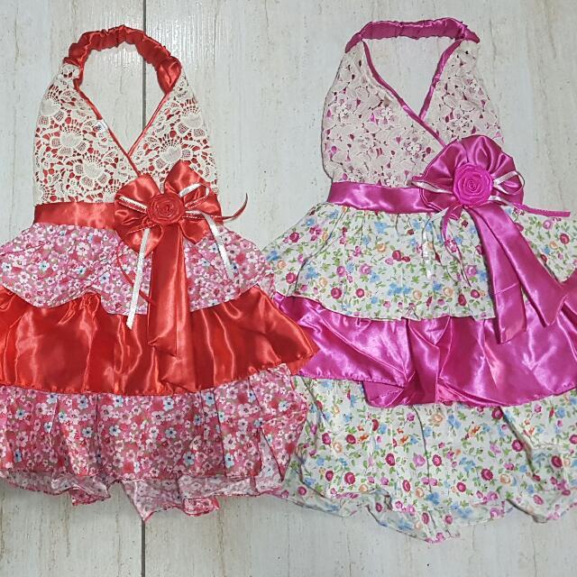 Kids Dresses - 21inch