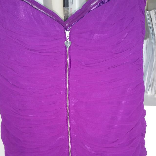 Lipsy Purple Dress