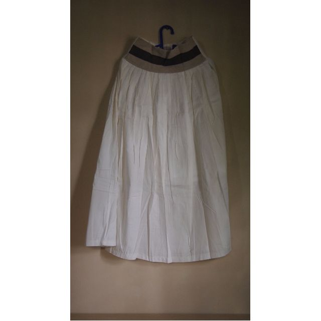 Long Skirt - Broken White