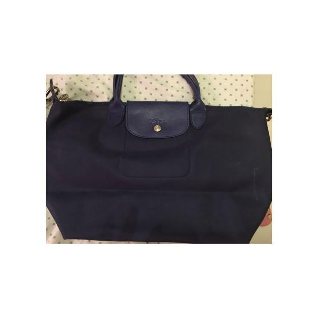 RESERVED!!! Longchamp Neo Dark Blue