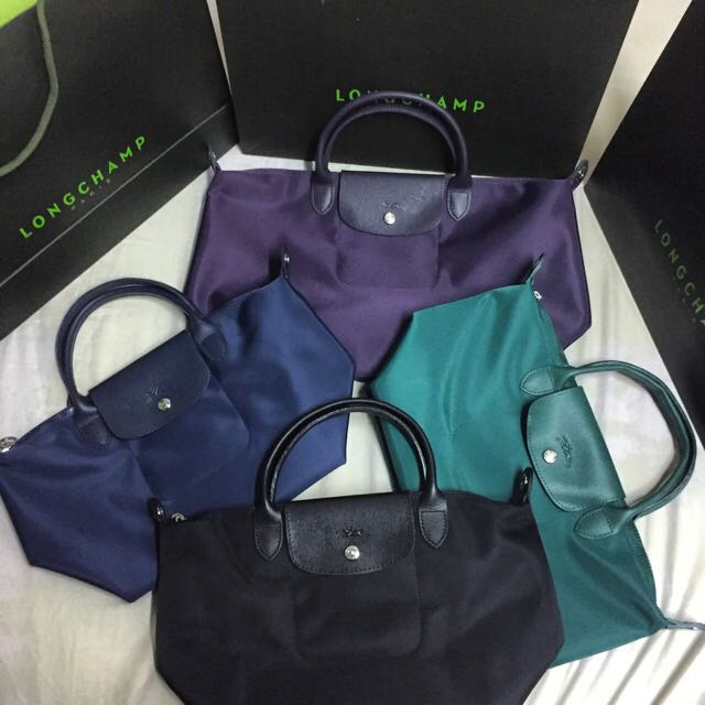 Longchamp Neo MSH and SSH
