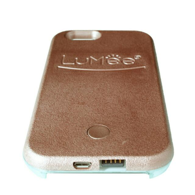 Lumee power case for iphone 5