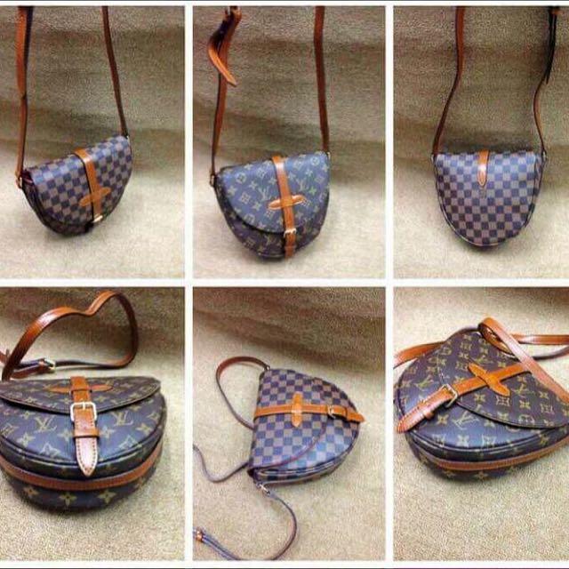 LV sling 💼