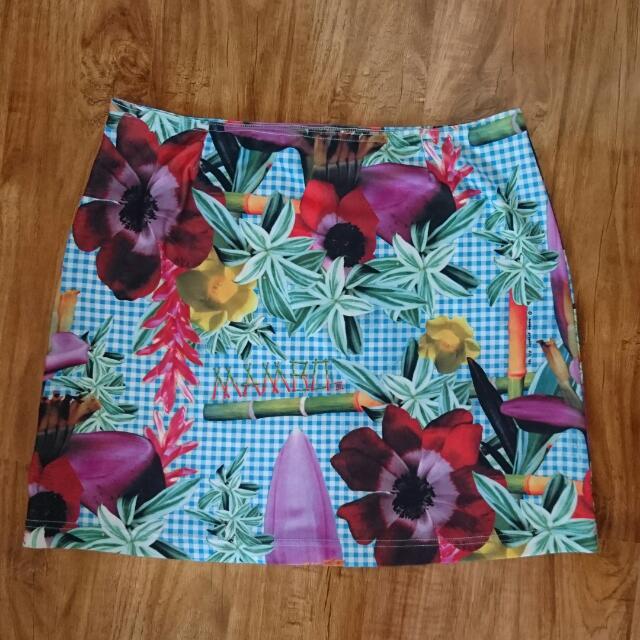 Mambo Mini Skirt