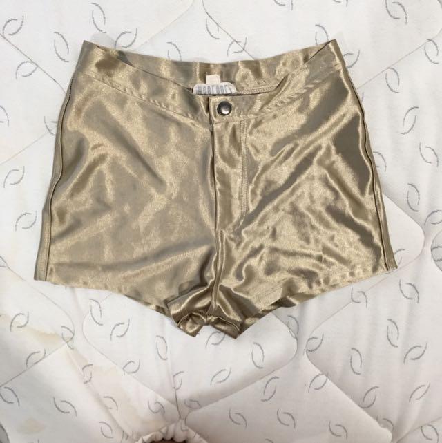 Mooloola Gold Disco Pants
