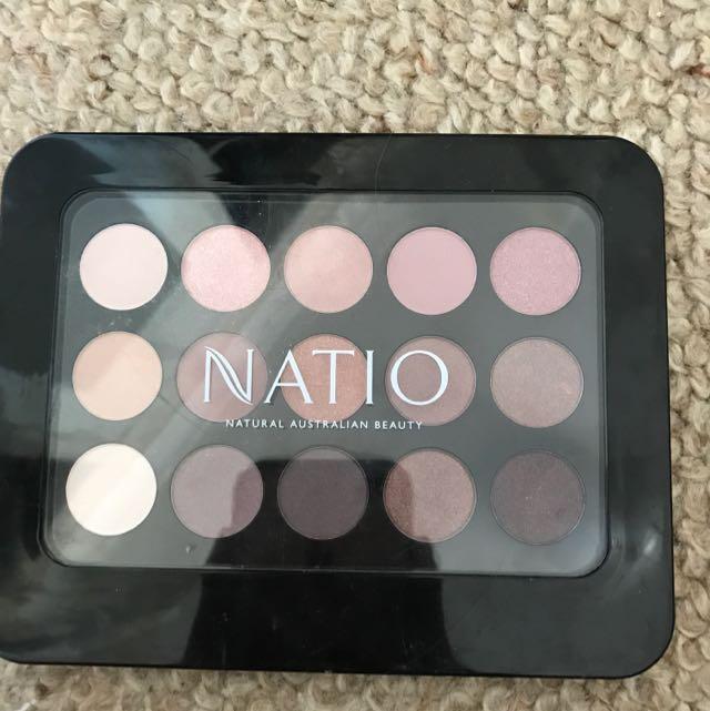 National Eyeshadow Palette