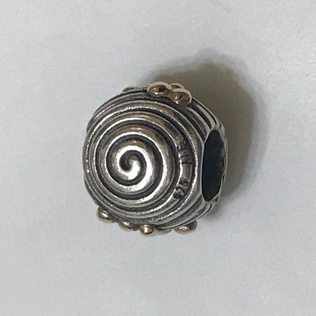 (含運)Pandora蝸牛珠珠