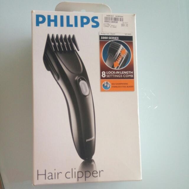 Philips Hair Clipper 5000 Series QC 5005 afb907f4dae