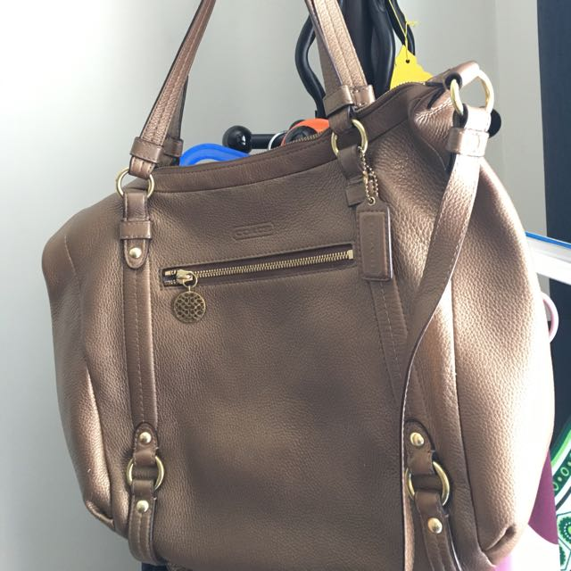 Preloved Coach Bag (authentic)