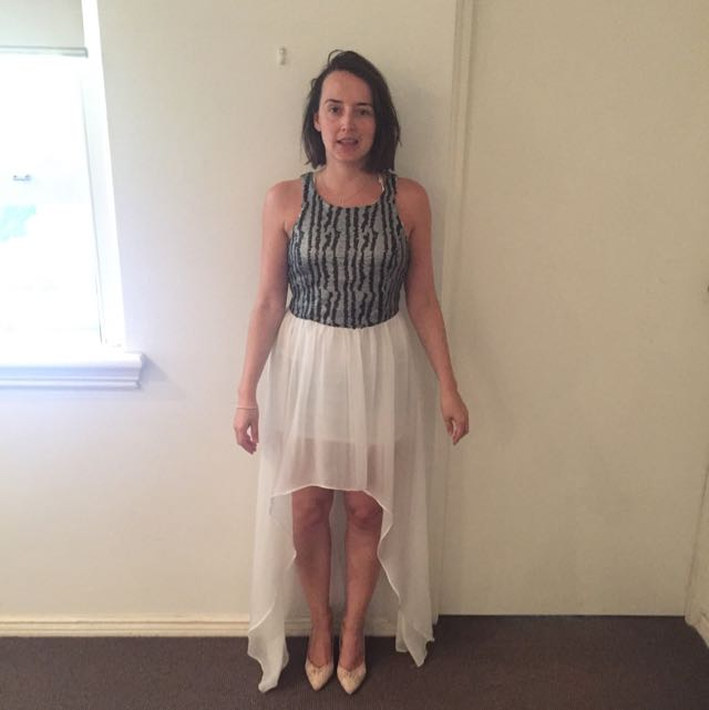 Pretty Event Sequence Dress