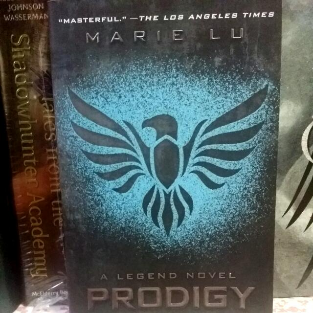 Prodigy by marie lu second book of the legend trilogy books photo photo photo publicscrutiny Images