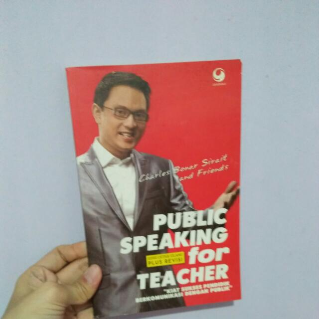 Public Speaking For Teacher