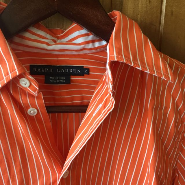 Ralph Lauren Women's Shirt Sz2(aust6)