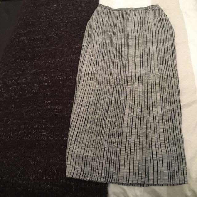 Saba Silk Skirt Size 6