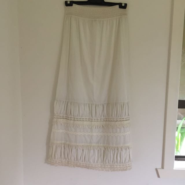 Scanlan Theodore Sample Skirt / Dress Size 10-12