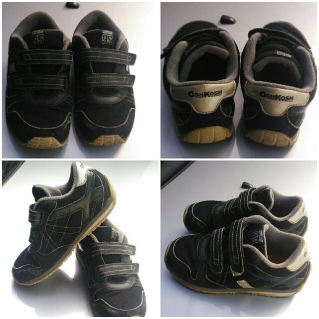 Sepatu Oshkosh Size 28 Free Ongkir