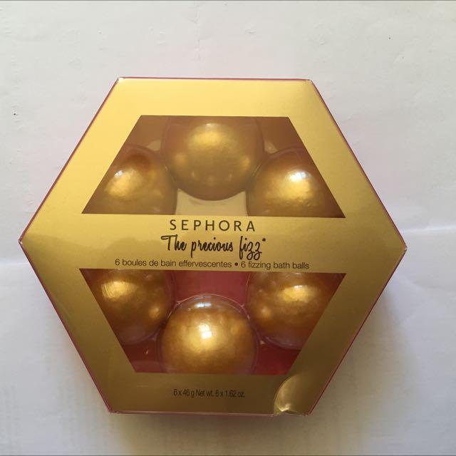 Sephora Bath Bombs