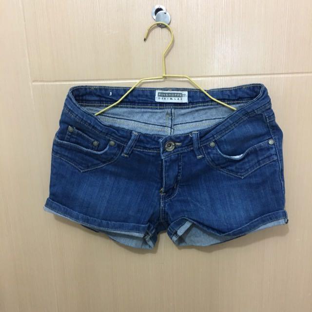 Short Shorts - Penshoppe and Mossimo