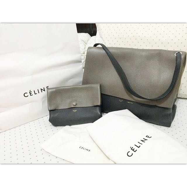 Shoulder Bag Céline All Soft