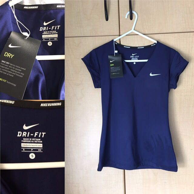 Size S Nike Dri-fit Running Top