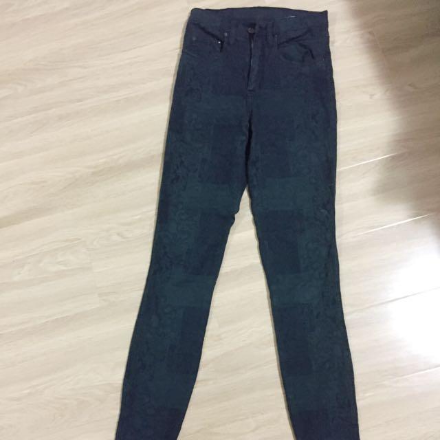Skinny High rise Nobody Jeans