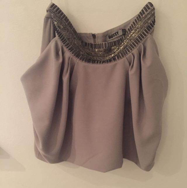 Skirt hussy Grey