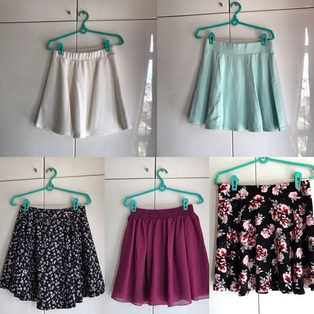 SKIRTS CLEARANCE!!!!!