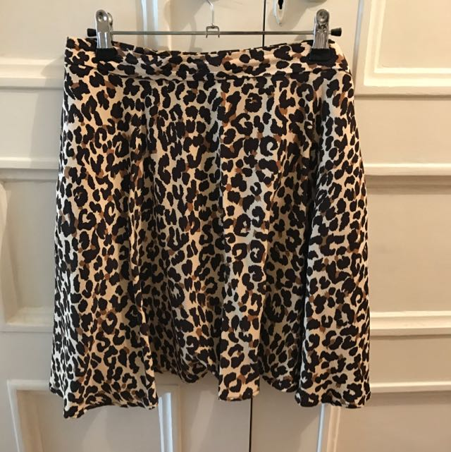 Steve Alan Mini Skirt