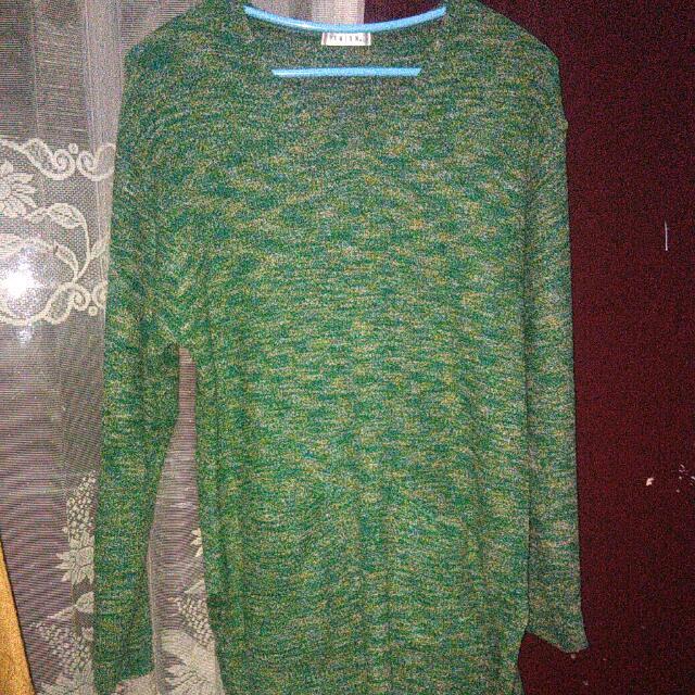 Sweater V Neck Pinion