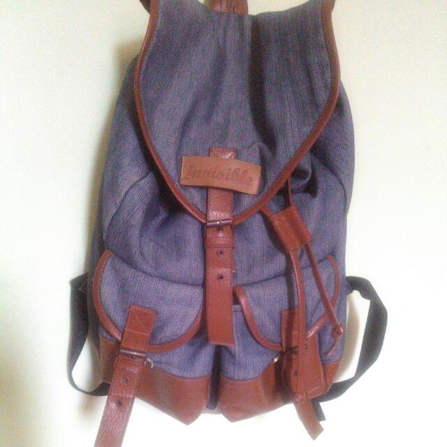 Tas Ransel Invisible