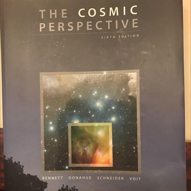 The Cosmic Perspective 6th AST101/201